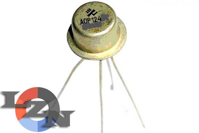 Оптопара резисторная АОР124Б - фото