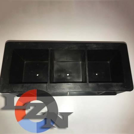 Пластиковая форма куба 3ФК-70 - фото №2