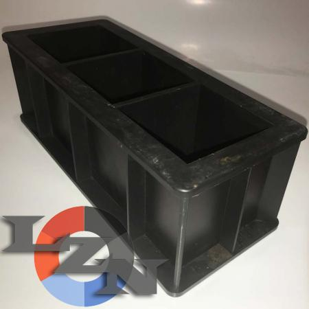 Пластиковая форма куба 3ФК-70 - фото №3