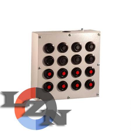 Пост управления кнопочный ПКУ-15-21.441 - фото