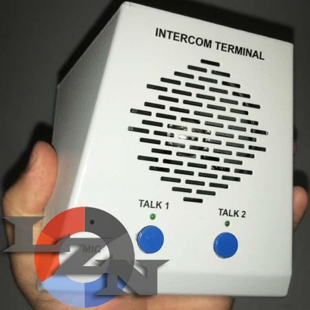 Пульт громкоговорящей связи ПГС-1-2д - фото №1