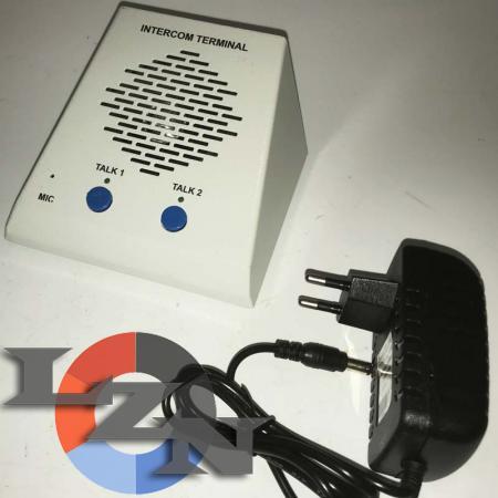 Пульт громкоговорящей связи ПГС-1-2д - фото №3