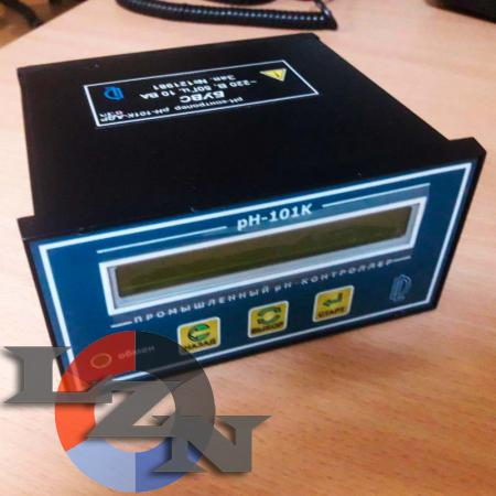 РН-контроллер pH-101П (промышленный) - фото №1