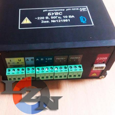 РН-контроллер рН-101К-АДР (промышленный) - фото №3