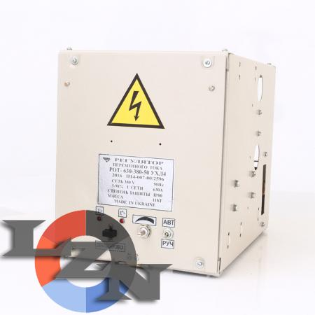 РОТ-63 регулятор напряжения  - фото 1