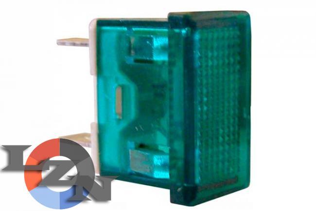 Фото сигнальной арматуры YL238-01 зеленой
