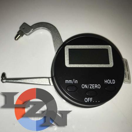 SK300 толщиномер-стенкомер цифровой (0-25 мм) - фото №1