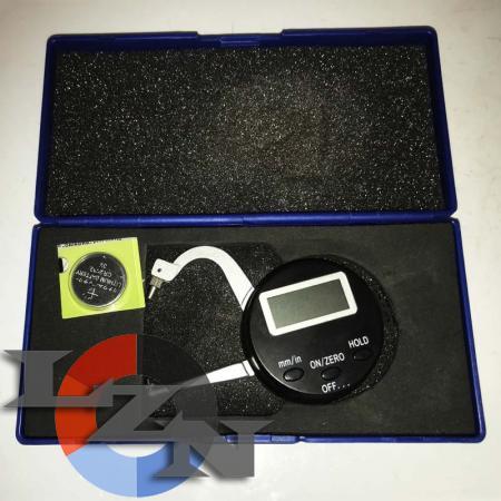 SK300 толщиномер-стенкомер цифровой (0-25 мм) - фото №4