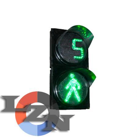 Светофор пешеходный П 1.2.ТВЧ2-01-АТ - фото