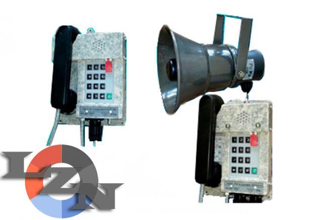 Взрывозащищенный телефонный аппарат ТАШ1-1У, ТАШ1-15У - фото