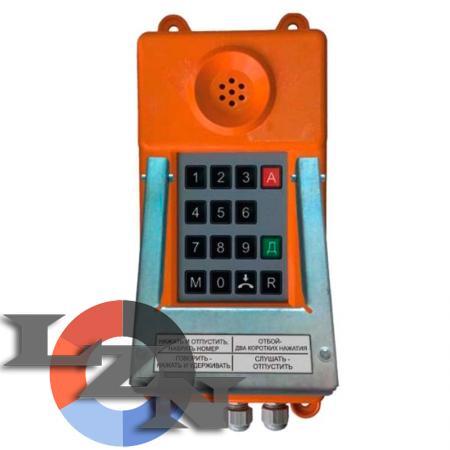 Телефонный аппарат ТАШ-31П (с номеронабирателем) - фото