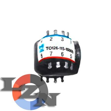 Трансформатор питания ТО (частота 1000 Гц) - фото