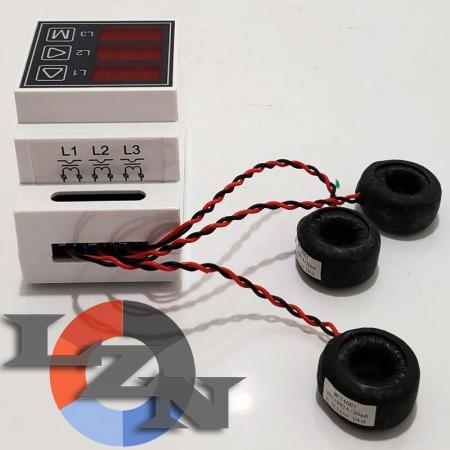 ТЗД-3Ф-100 токовая защита электродвигателей - фото №3