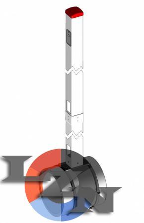 Устройство крепления стойки КИП в слабонесущих грунтах УКСГ