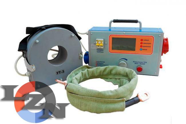 Фото устройства проверки автоматических выключателей DTE-3М