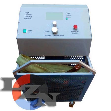 Устройство проверки автоматических выключателей УПАВ-20М (DTE-20М) - фото №4