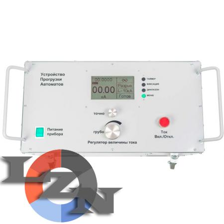 Устройство проверки автоматических выключателей УПАВ-14М (DTE-14М) - фото №2